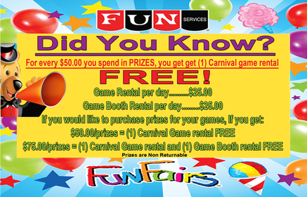 Free Carnival Games