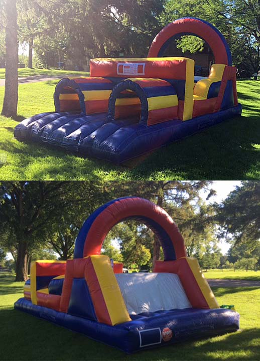 Inflatable Elementary Obstacle Course